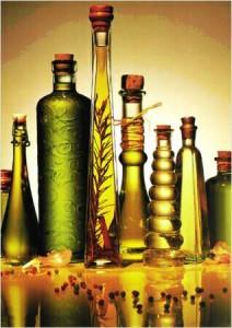 huiles mono-insaturées
