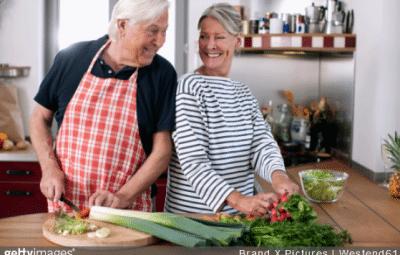 Conseils de régimes alimentaires pour les séniors