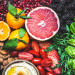 alimentation-saine-legumes-graines-fruits-sante